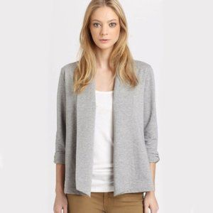 Theory Ashbey Openfront Thick Knit Cardigan - SZ P